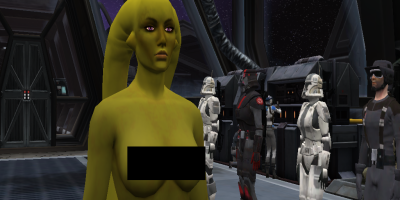 My Favorite Nude Mods on Steam - The Daily SPUF