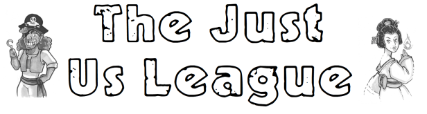 Just Us League title image