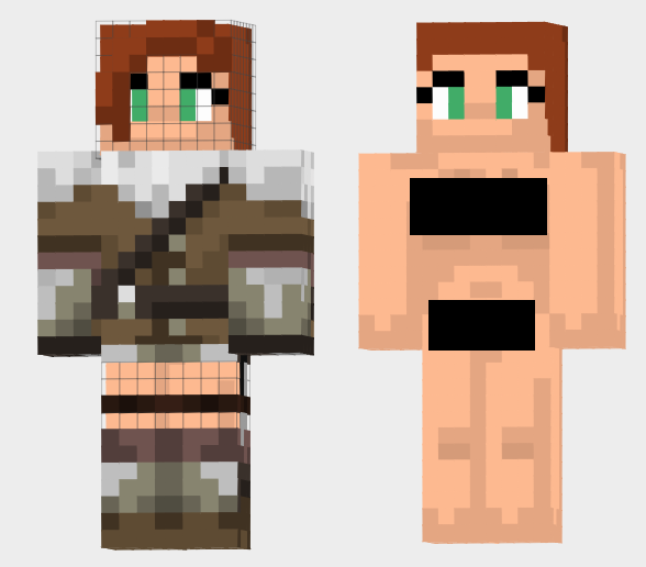 Minecraft huntress.png